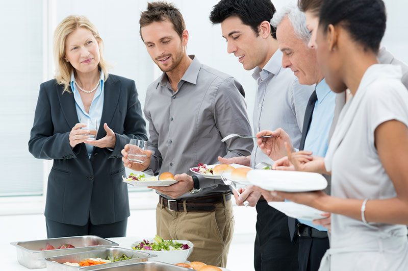 Corporate Catering Twin Cities Minneapolis St. Paul